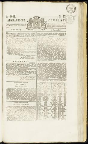 Alkmaarsche Courant 1841-11-08