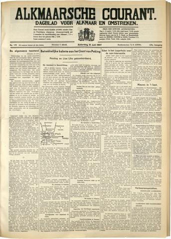 Alkmaarsche Courant 1937-07-31