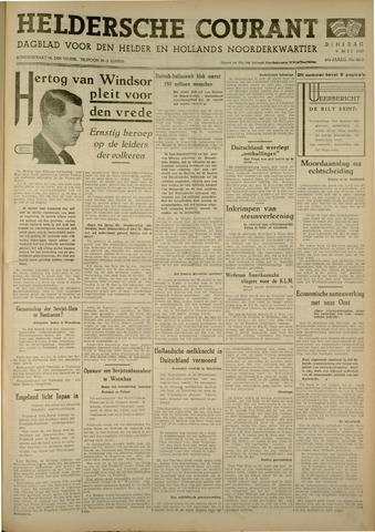 Heldersche Courant 1939-05-09