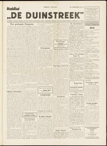 De Duinstreek 1959-07-31