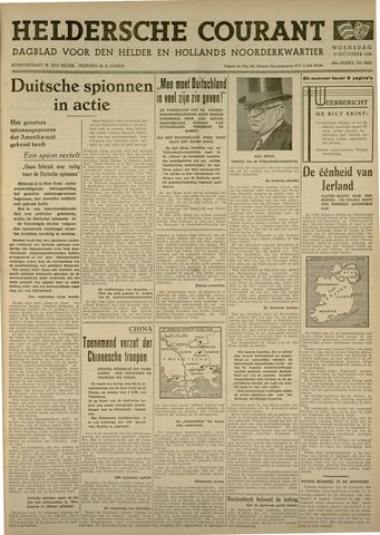 Heldersche Courant 1938-10-19