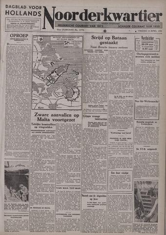Dagblad voor Hollands Noorderkwartier 1942-04-10