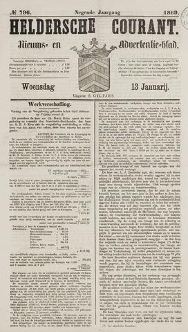Heldersche Courant 1869-01-13