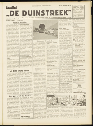 De Duinstreek 1964-09-24