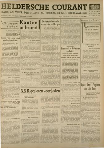 Heldersche Courant 1938-10-24