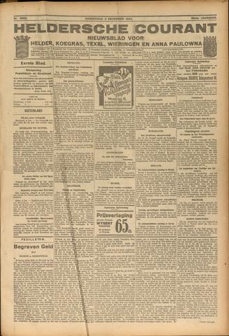 Heldersche Courant 1924-12-04