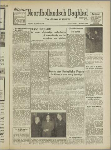 Nieuw Noordhollandsch Dagblad : voor Alkmaar en omgeving 1946-01-18