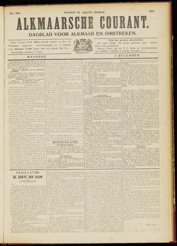 Alkmaarsche Courant 1907-12-02