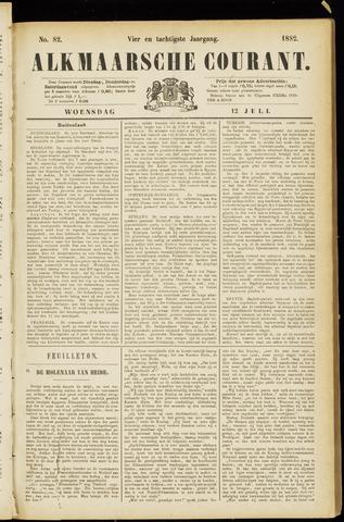 Alkmaarsche Courant 1882-07-12