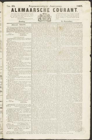 Alkmaarsche Courant 1867-12-15