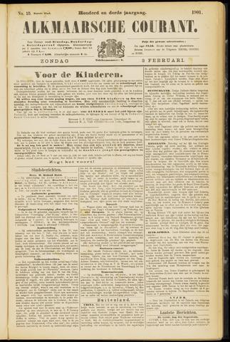 Alkmaarsche Courant 1901-02-03