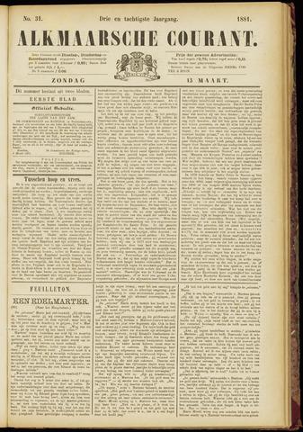 Alkmaarsche Courant 1881-03-13