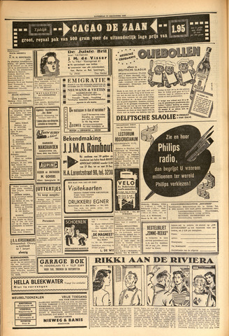 Heldersche Courant 1952-12-29