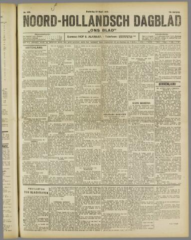 Ons Blad : katholiek nieuwsblad voor N-H 1922-03-23