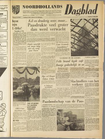 Noordhollands Dagblad : dagblad voor Alkmaar en omgeving 1961-04-04