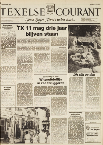 Texelsche Courant 1982-07-30