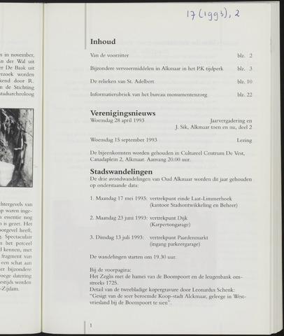 Oud Alkmaar 1993-04-01
