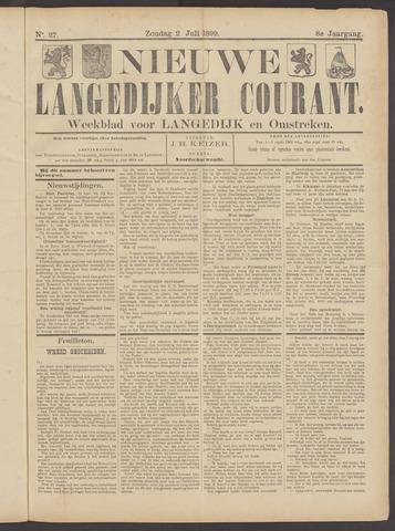 Nieuwe Langedijker Courant 1899-07-02