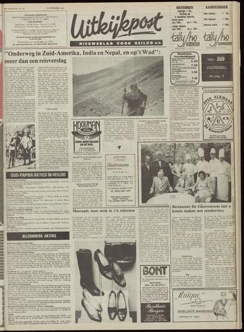 Uitkijkpost : nieuwsblad voor Heiloo e.o. 1984-11-14