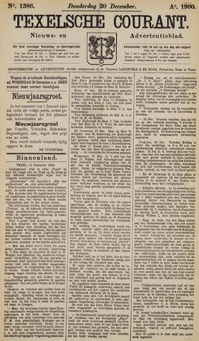 Texelsche Courant 1900-12-20