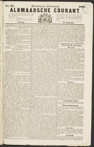 Alkmaarsche Courant 1868-08-23