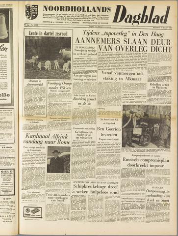 Noordhollands Dagblad : dagblad voor Alkmaar en omgeving 1960-03-21