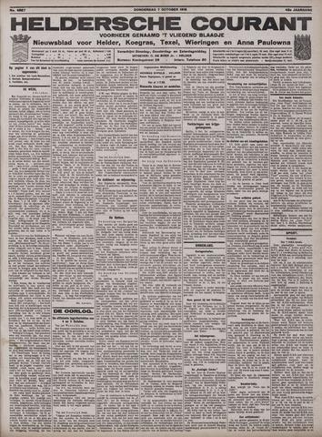 Heldersche Courant 1915-10-07