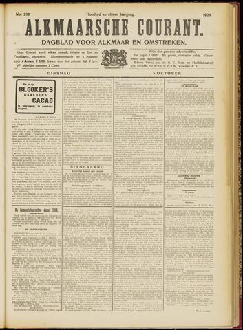 Alkmaarsche Courant 1909-10-05