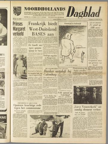 Noordhollands Dagblad : dagblad voor Alkmaar en omgeving 1960-02-27