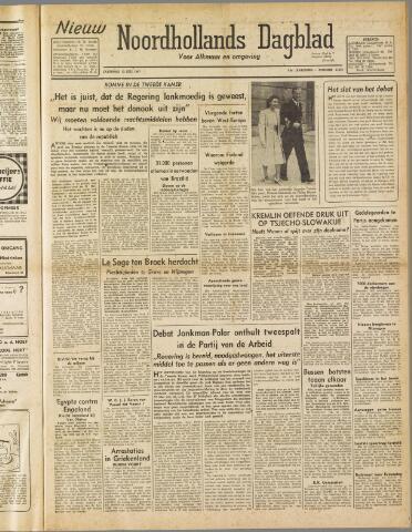 Nieuw Noordhollandsch Dagblad : voor Alkmaar en omgeving 1947-07-12
