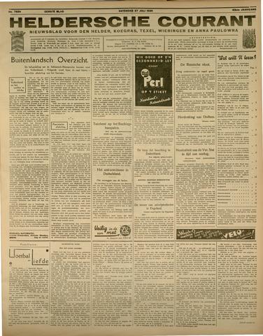 Heldersche Courant 1935-07-27