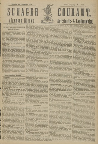 Schager Courant 1911-12-12