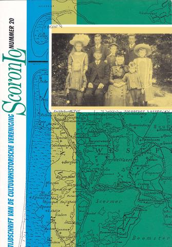Tijdschrift van cultuurhistorische vereniging Scoronlo 1999-06-01