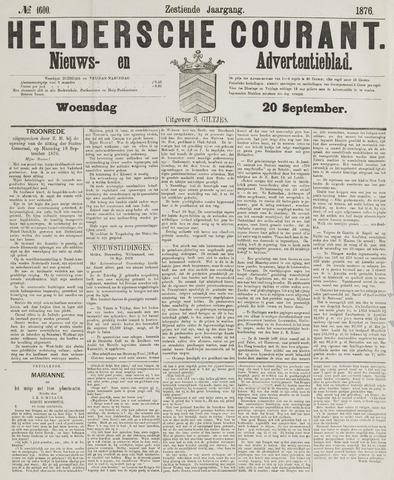 Heldersche Courant 1876-09-20