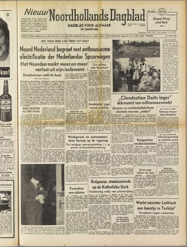 Nieuw Noordhollandsch Dagblad : voor Alkmaar en omgeving 1952-05-19
