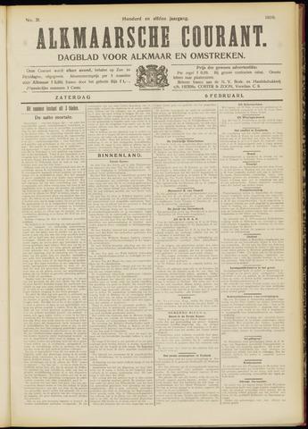 Alkmaarsche Courant 1909-02-06