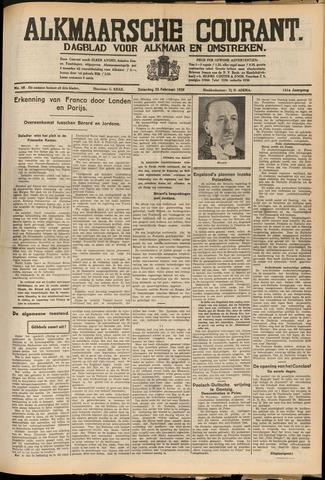 Alkmaarsche Courant 1939-02-25