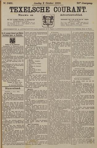 Texelsche Courant 1910-10-02