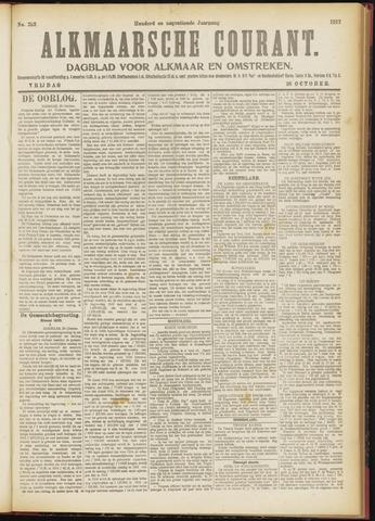 Alkmaarsche Courant 1917-10-26