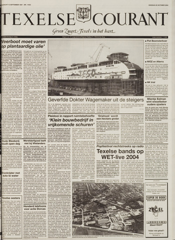 Texelsche Courant 2004-10-26