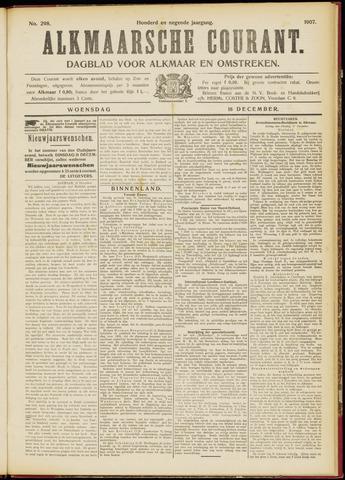 Alkmaarsche Courant 1907-12-18