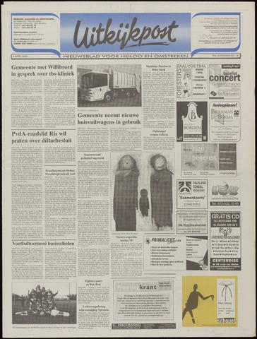 Uitkijkpost : nieuwsblad voor Heiloo e.o. 2000-04-05