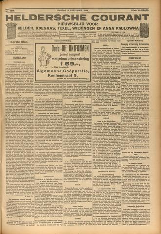 Heldersche Courant 1924-09-02