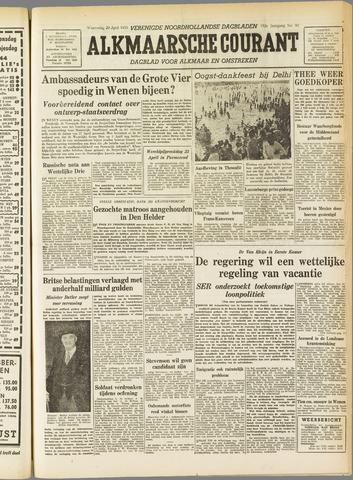 Alkmaarsche Courant 1955-04-20