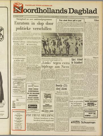 Noordhollands Dagblad : dagblad voor Alkmaar en omgeving 1968-11-29
