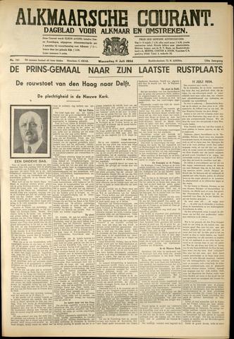 Alkmaarsche Courant 1934-07-11