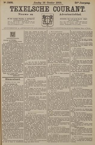 Texelsche Courant 1910-10-16