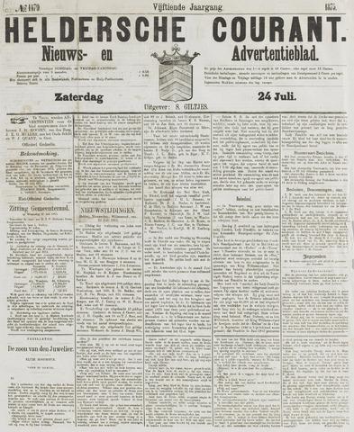 Heldersche Courant 1875-07-24