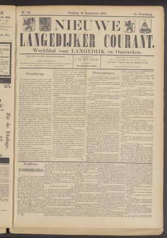 Nieuwe Langedijker Courant 1897-08-15