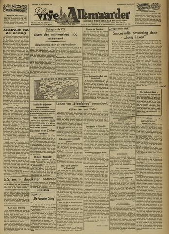 De Vrije Alkmaarder 1946-11-22
